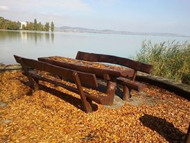 Autumn in Tihany