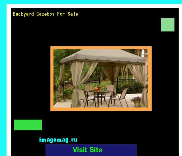Backyard Gazebos For Sale 075225 - The Best Image Search