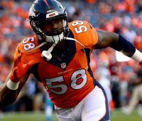 Von Miller sets his sights on being the greatest of all time