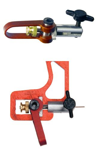 Upgrade Kit to add lever tensioning to early model Knew Concepts Saws