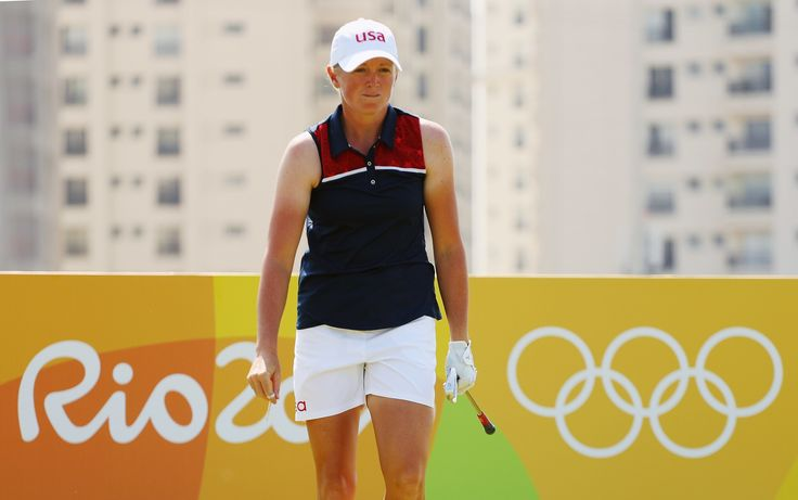 Stacy Lewis shoots 63, pokes fun at her awful golfer's tan (3702×2322)