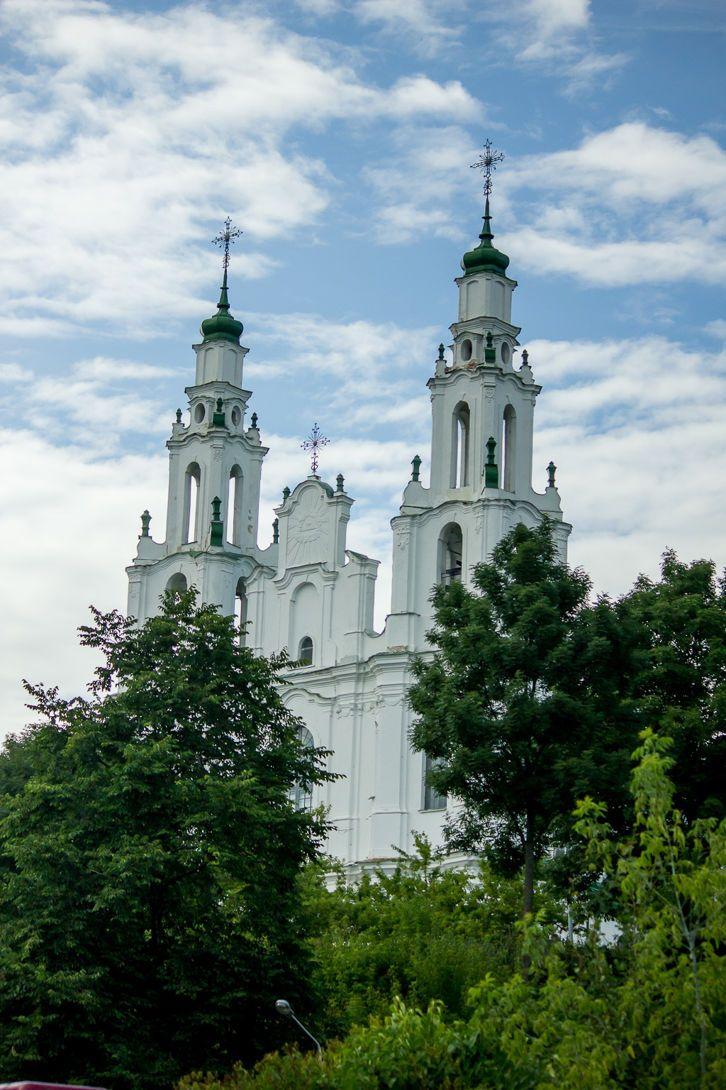 Софийский собор (Беларусь, Полоцк)