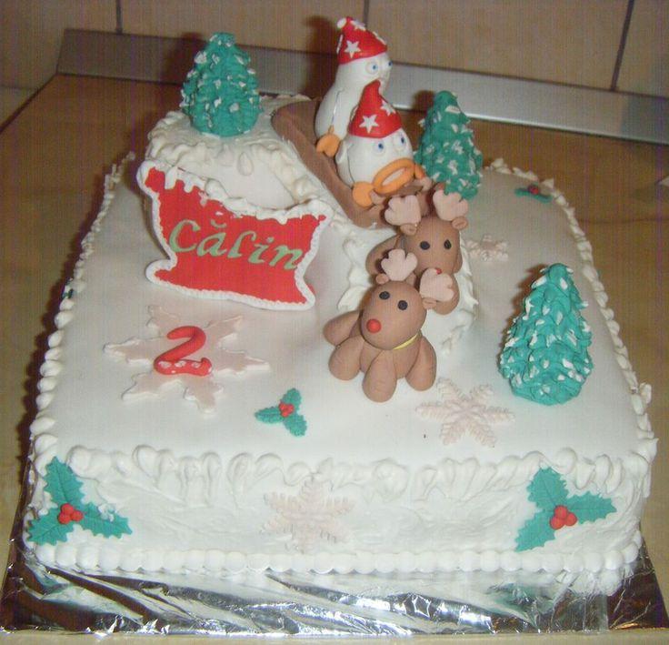 Sledge Cake