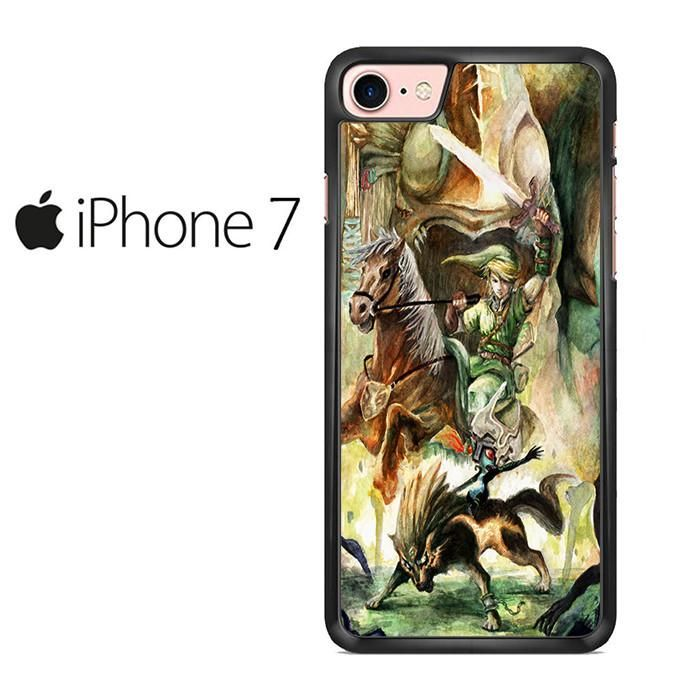 Princess Zelda Legend Of Zelda Art Iphone 7 Case