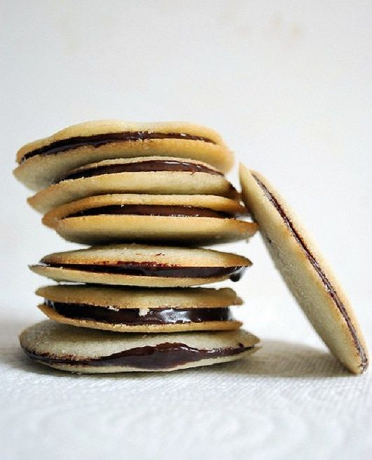 "homemade ""milano"" cookies"