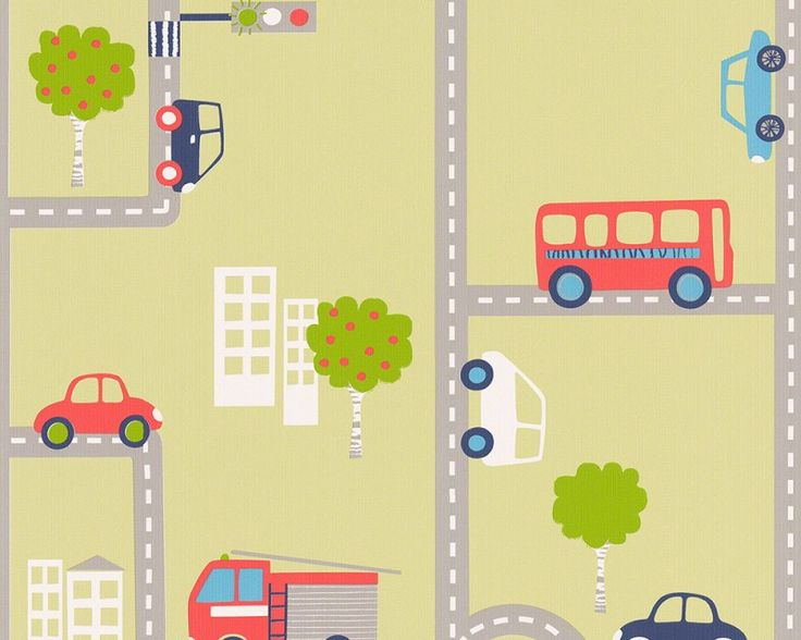 as creations behang traffic - Google zoeken