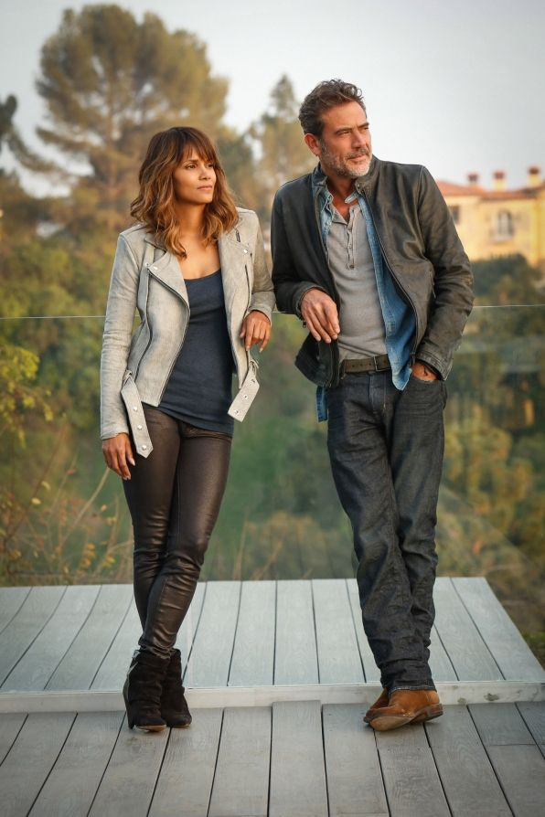 JDM with Halle Berry - Extant on CBS. Season 2 featuring our own SPN John Winchester! (Apparently they have the same wardrobe requirements as the Winchesters) :) Click through to read