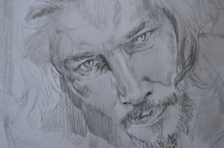 Travis-fimmel-lothar-anduin-warcraft-movie-header- drawing by #danaiden