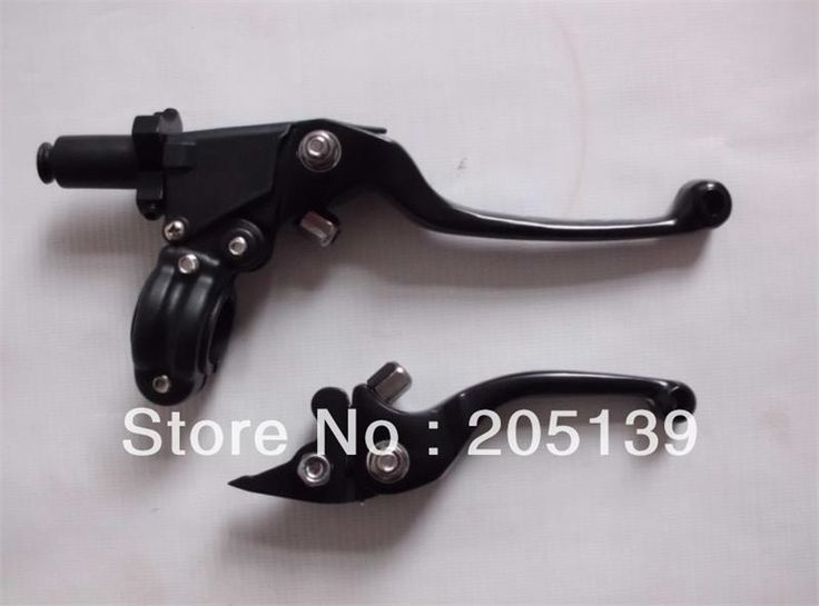 43.25$  Buy here - http://alis6i.shopchina.info/go.php?t=515792353 - motorcycle Motorbike Dirt Pit bike Parts Clutch brake handle FOR honda xr50 crf 50 crf 70 klx110 TTR110 klx110  #buychinaproducts