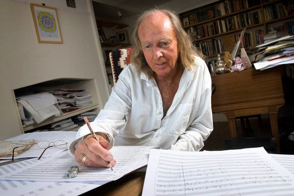 John Tavener Dies at 69 - Composer With Eye on God - NYTimes.com.