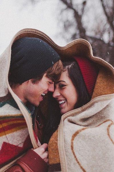 I love blanket hugs