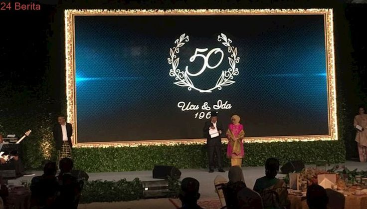 "Jusuf Kalla: Maaf, Aku Tak Pernah Beri Bunga sambil Berucap ""I Love You""..."