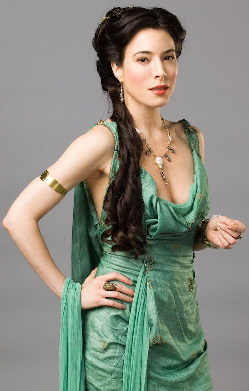 Jaime Murray as Gaia <3