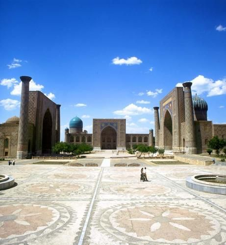 "Tour for 6 persons Samarqand,Uzbekistan Shaxriyor tur servis company offers you an ideal tour package of 6 people for 3 days and 2 nights named ""Welcome to Samarqand"" . Obtaining this package you will find out more information about ancient Samarqand."