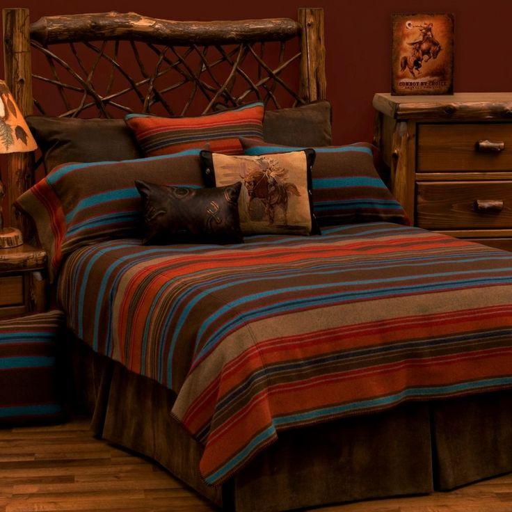 79 best Southwestern Bedrooms images on Pinterest | Bedding sets ...