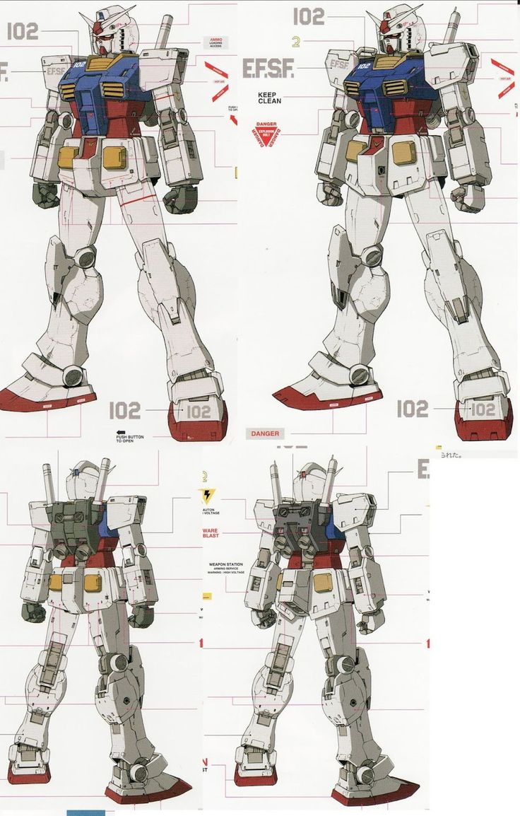 The RX-78-2 Gundam (aka the Gundam, White Mobile Suit) is the titular Mobile Suit of Mobile Suit Gundam. Part of the RX-78 Gundam series, it was…