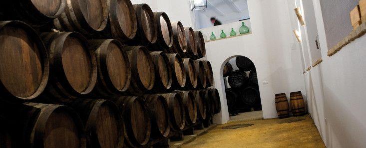 Bodega de crianza y envejecimiento de vinos generosos de Montilla Morilles