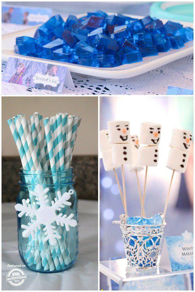 25 Girls Theme Birthday Party Ideas