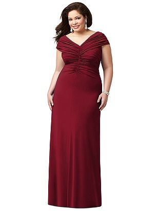 Lovelie Plus Size Bridesmaid Dress 9005: The Dessy Group