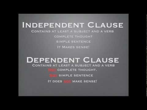 ▶ Independent VS Dependent - YouTube