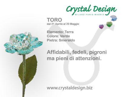#Toro #crystaldesign