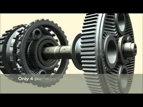 transmision automatica 3d 002 - YouTube