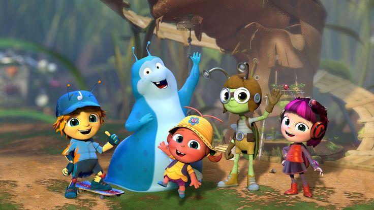 """""""Beat Bugs"""" é a nova série animada da Netflix e inclui canções dos Beatles"""