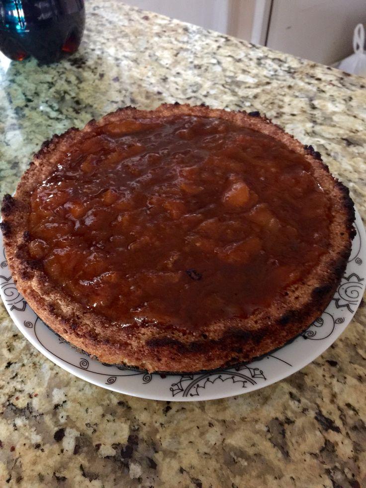 Kuchen de Damascos...
