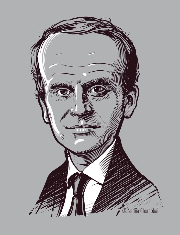 Vector portrait of Emmanuel Macron, president of France. #macron, #emmanualmacron, #france, #portrait, #celebrity
