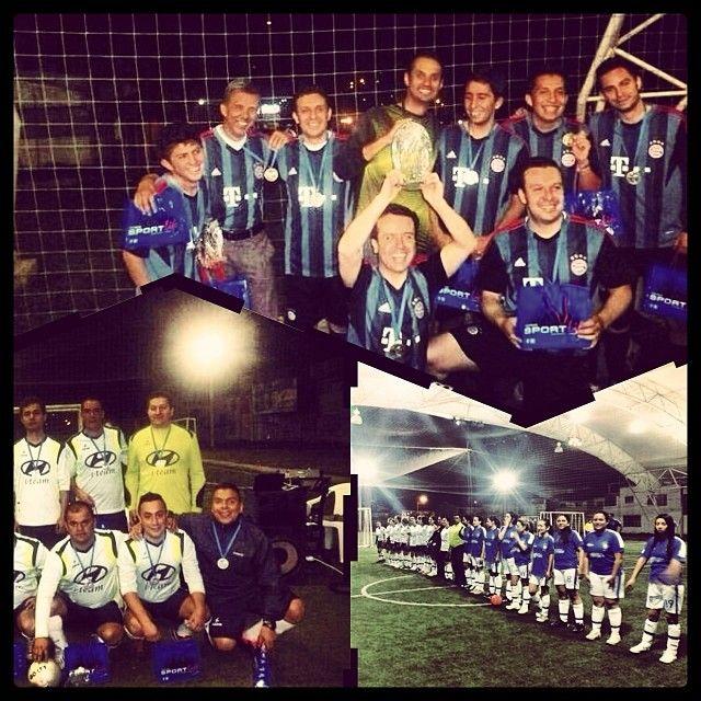 Algunas imágenes de la primera copa de fútbol 5 de @HyundaiColombia gracias a todos los que nos acompañaron.