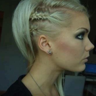 ohh those braids <3