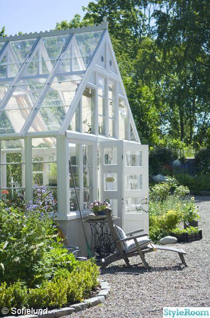 växthus,orangeri