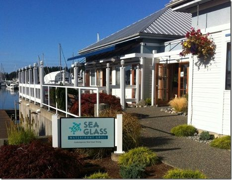 Sea Glass Waterfront Grill |    Sidney BC |   Breakfast