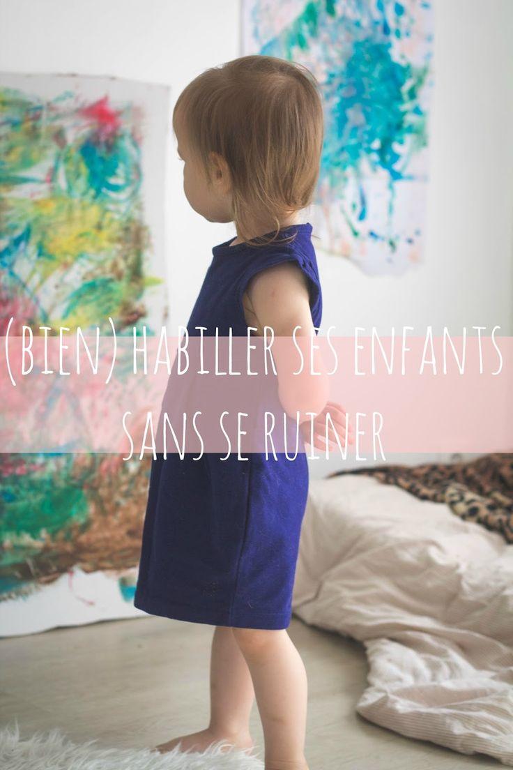 Prune & Violette: Bien habiller ses enfants sans se ruiner