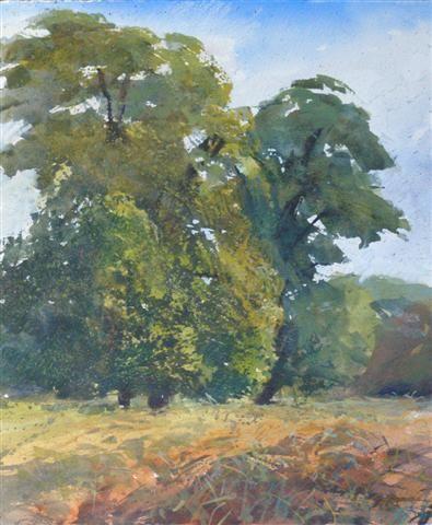 Paul Lewin Richmond Park Oaks