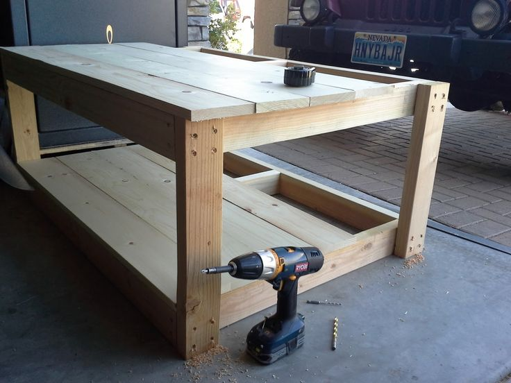 It was time to get a little more grown up in tables and the train table  needed to move on. See more. Homemade Coffee Table Plans - 25+ Best Ideas About Homemade Coffee Tables On Pinterest