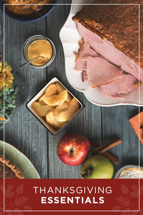 Pick premium dishes when planning your Thanksgiving dinner. Find your local HoneyBaked Ham to shop for your holiday meal.