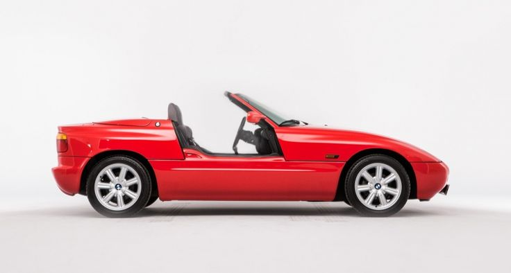 1991 BMW Z1  - Top Red // 16k miles