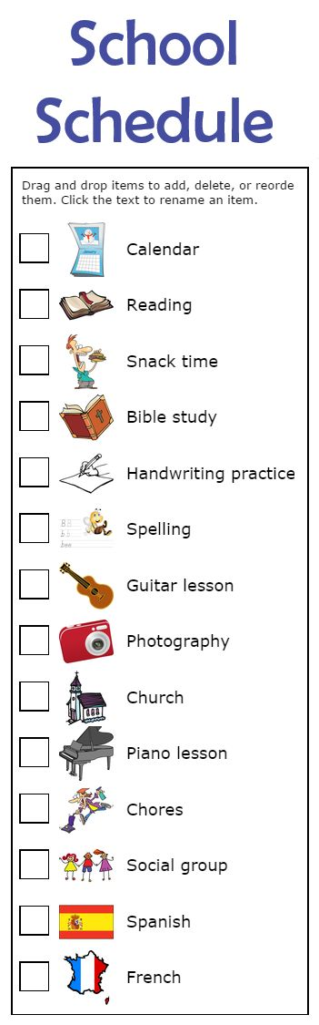 17 Best ideas about Schedule Maker on Pinterest | School schedule ...