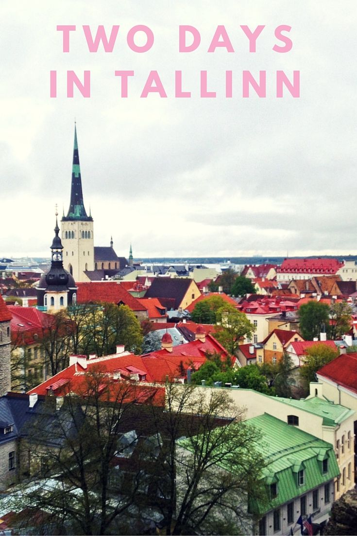Tallinn, Estonia | Two days in Tallinn, including what to do outside the Old Town!