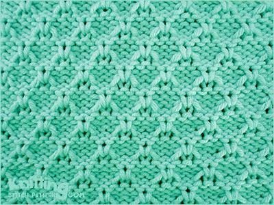 1000+ images about Knitting Stitch Patterns on Pinterest Knitting stitch pa...