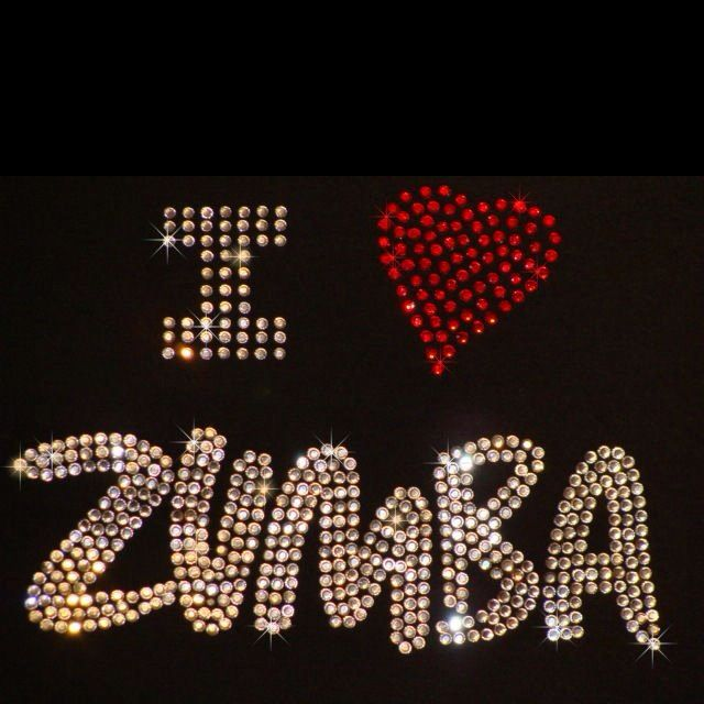 I Love ZUMBA Fitness..don't miss out ladies today@OCEAA school 5:30 sharp.