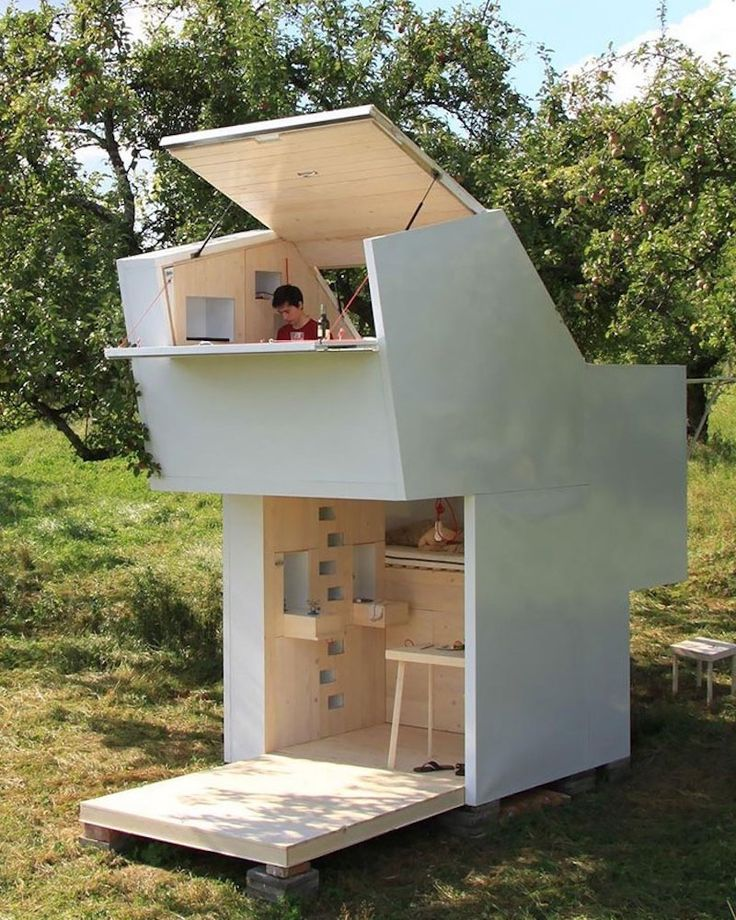 Some people are realizing now that less is more, and are also being convinced that smaller houses are better as they can be portable and be moved when you - Page 4 of 5