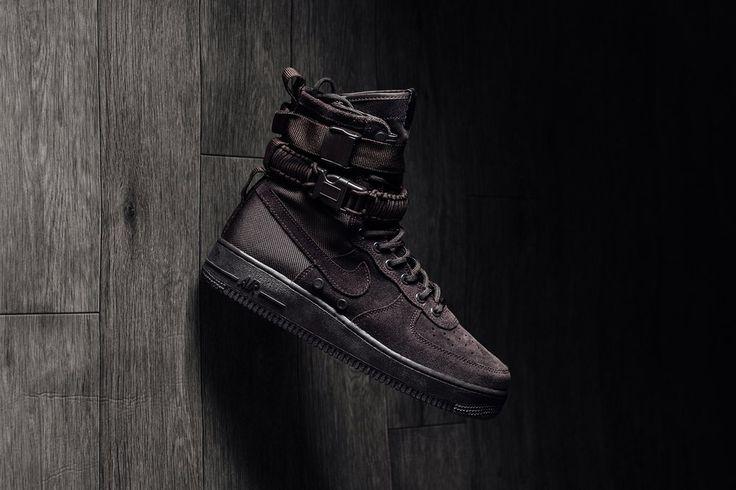 Nike SF-AF1 High (864024-203) Special Field Air Force 1  Velvet Brown Suede  USD 135 HKD 1060 New Arrival #solecollector #dailysole #kicksonfire #nicekicks #kicksoftoday #kicks4sales #niketalk #igsneakercommuinty #kickstagram #sneakflies #hyperbeast #complexkicks #complex #jordandepot #jumpman23 #nike #kickscrew #kickscrewcom #adidas #nikes #black #summr #hk #usa #la #ball #random #girl