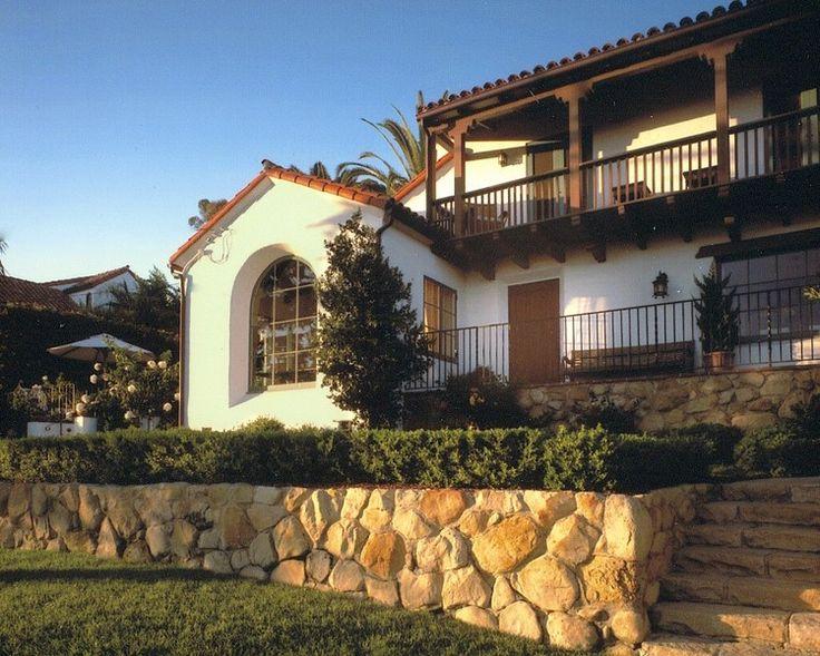 Santa Barbara House Rental: 1920 Santa Barbara Spanish Colonial On Riveria Next To Mission/rose Gardens | HomeAway
