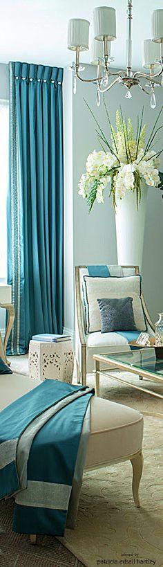 Interior Design - Home Decor - Blue