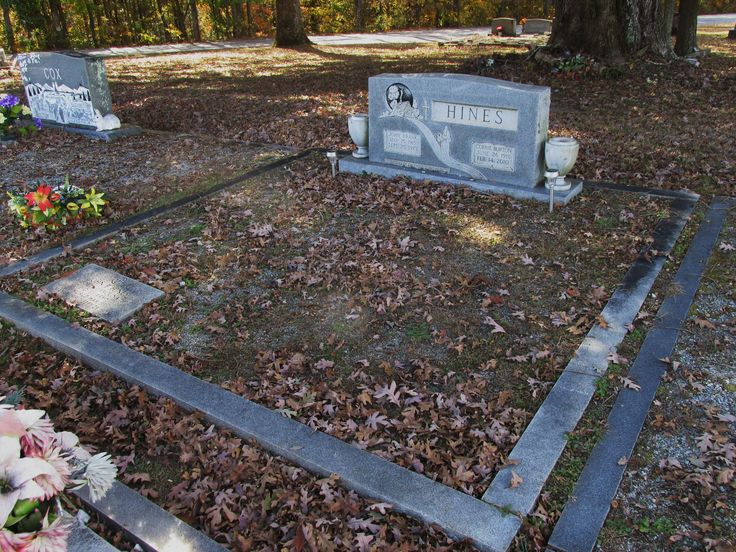 Grave of my mom and dad. It is located at Mt Carmel Baptist Church, Easley, SC. I get by there at least once a year to visit. Daddy died in 1973 and mama in 2010.