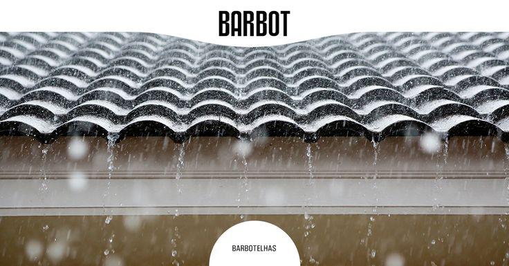 Por ser escasso em chuva, o Verão é a melhor altura para mudar o seu telhado... ou simplesmente pintá-lo! Impermeável, resistente aos raios UV e antifúngica, a Barbotelhas é a tinta à altura do seu telhado! Não exige aplicação de primário. www.barbot.pt