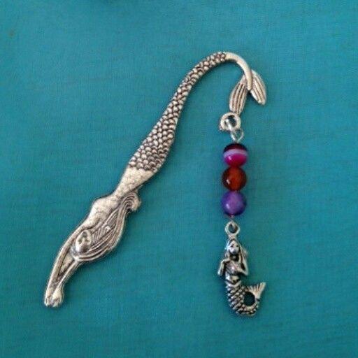Mermaid Bookmark $10