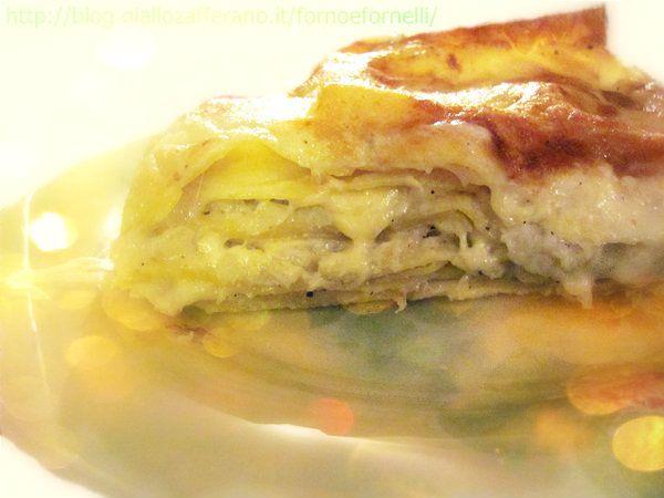 Le lasagne al cavolfiore sono un originale piatto della domenica, da provare!